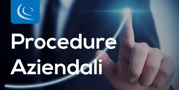 Integrazioni procedure aziendali
